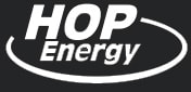 White HOP Energy logo